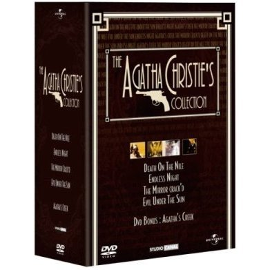 Agatha Christie Mystery DVD Collection [Limited Edition]