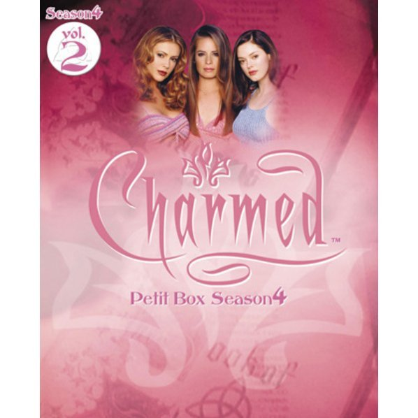 Charmed Petit Box 4th Season Vol.2 [Limited Edition]