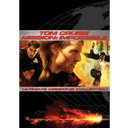 M:I Mission Impossible Trilogy Box