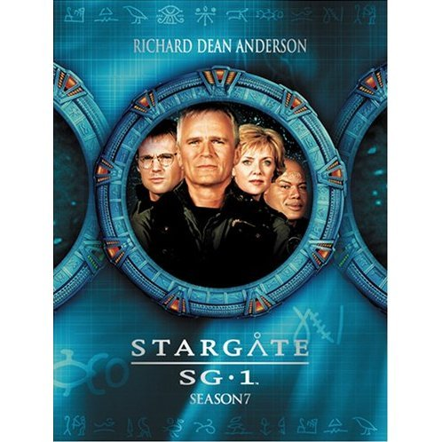 Stargate SG-1 Season7 DVD The Complete Box