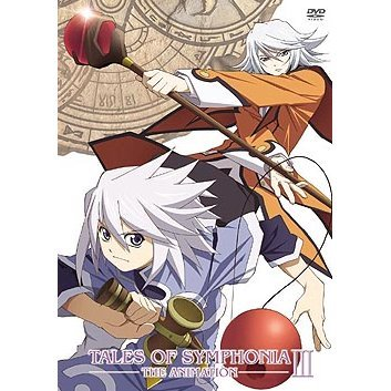 Tales of Symphonia The Animation Vol.3