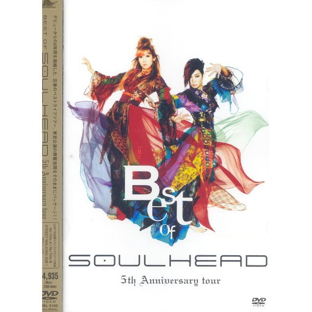 5th Anniversary Tour - Best Of Soulhead
