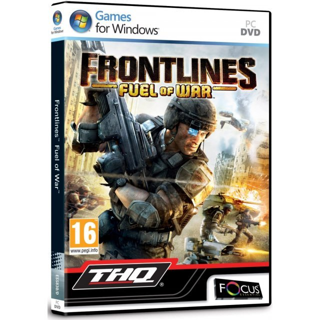 Frontlines: Fuel of War (DVD-ROM)