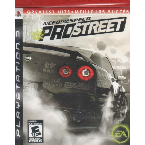 Need for Speed: Pro Street (Greatest Hits)