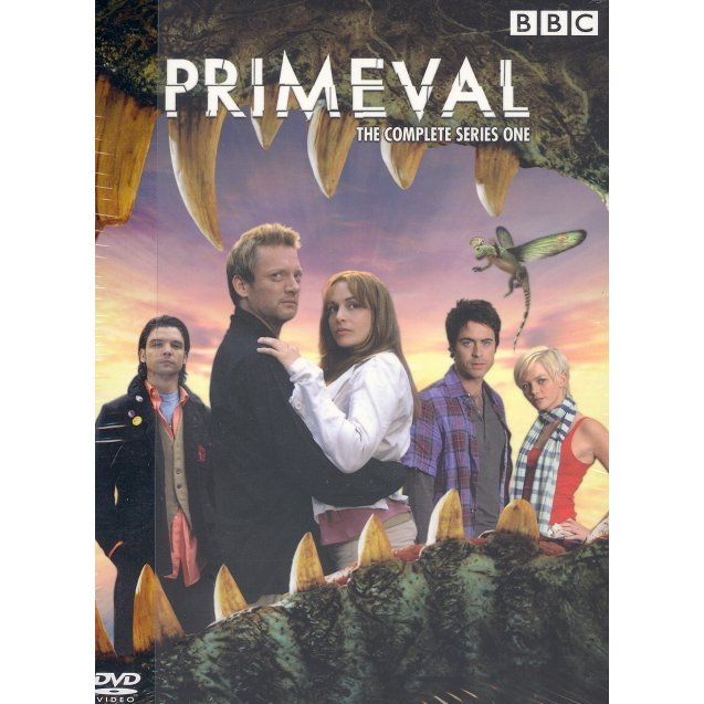 Primeval [The Complete Series 1]