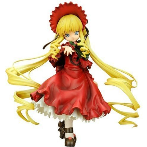 Rozen Maiden Non Scale Painted PVC Figure - Shinku
