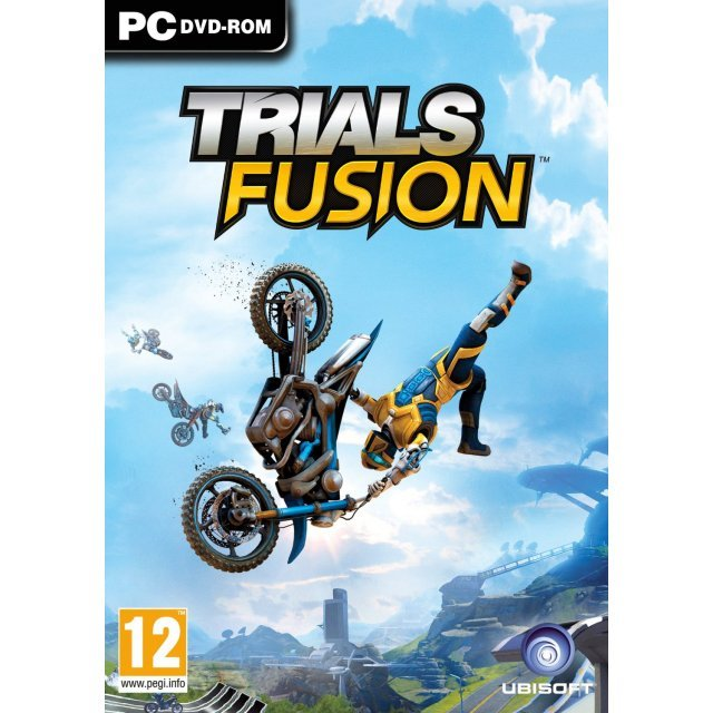 Trials Fusion (DVD-ROM)
