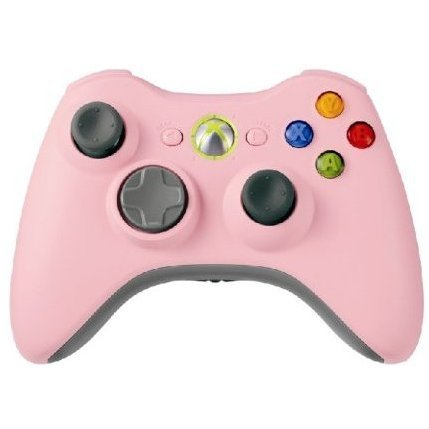 Xbox 360 Wireless Controller (Pink)