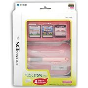 Selection Pack DS Lite (Light Pink)