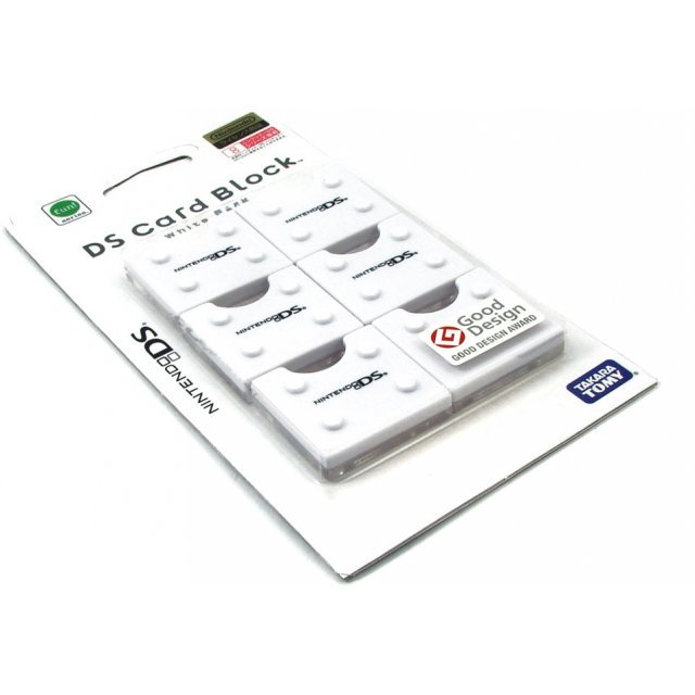 DS Card Block White Pack