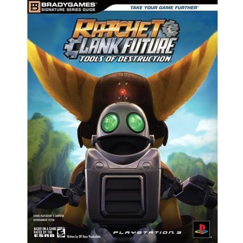 Ratchet & Clank Future: Tools of Destruction Signature Series Guide