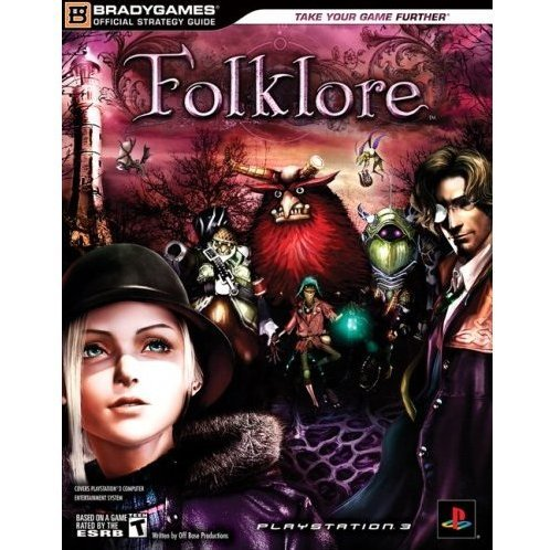 Folklore Official Strategy Guide