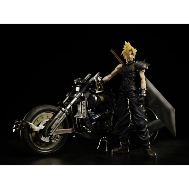 Final Fantasy VII - Play Arts Vol. 1: Cloud Strife & Hardy Daytona