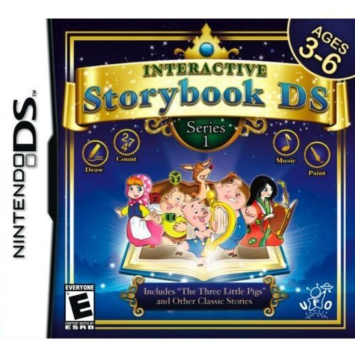 Interactive Storybook DS Series 1