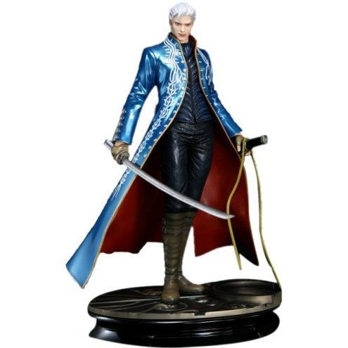 Devil May Cry 3 NoScale ArtFx Statue - Vergil