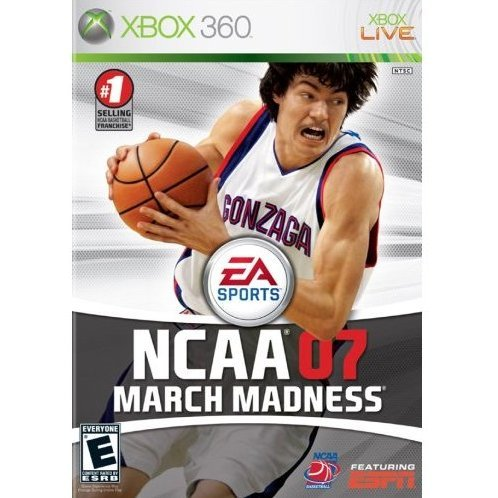 NCAA March Madness 07
