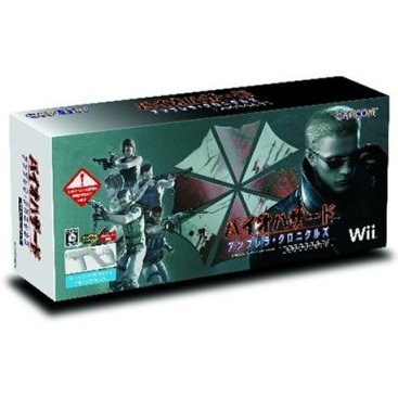 Biohazard Umbrella Chronicles (w/ Wii Zapper)