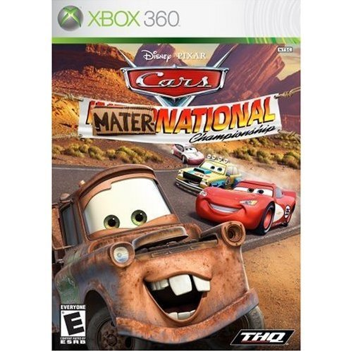 Cars: Mater-National (Family Hits)