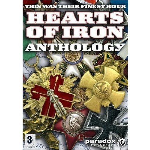 Hearts Of Iron Anthology (DVD-ROM)