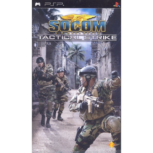 SOCOM US Navy Seals Tactical Strike