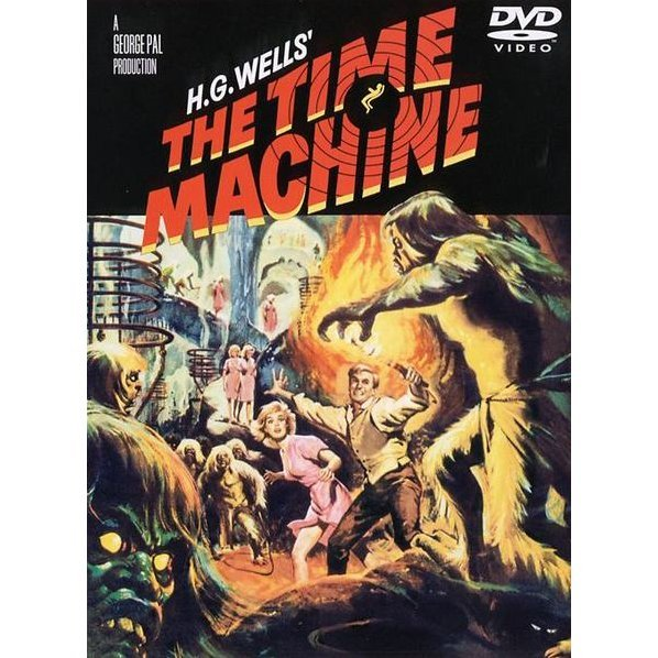 The Time Machine (1960) Special Edition [Limited Pressing]