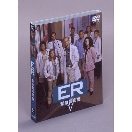 ER: The Fifth Season Set 2 [Limited Pressing]