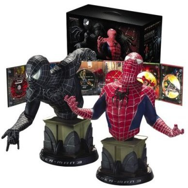 Spider-Man Complete Box [DVD+Sideshow Figure Limited Edition]