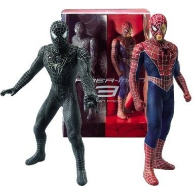 Spider-Man 3 Collector's Box [DVD+Bandai Figure Limited Edition]