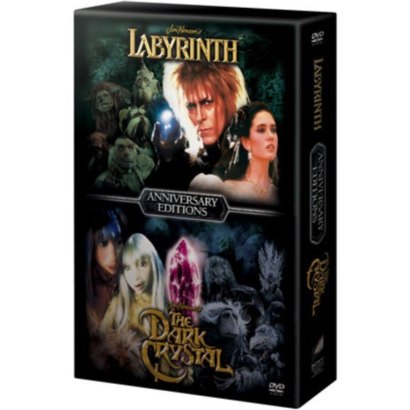 Jim Henson Presents Labyrinth & The Dark Crystal Anniversary Collection