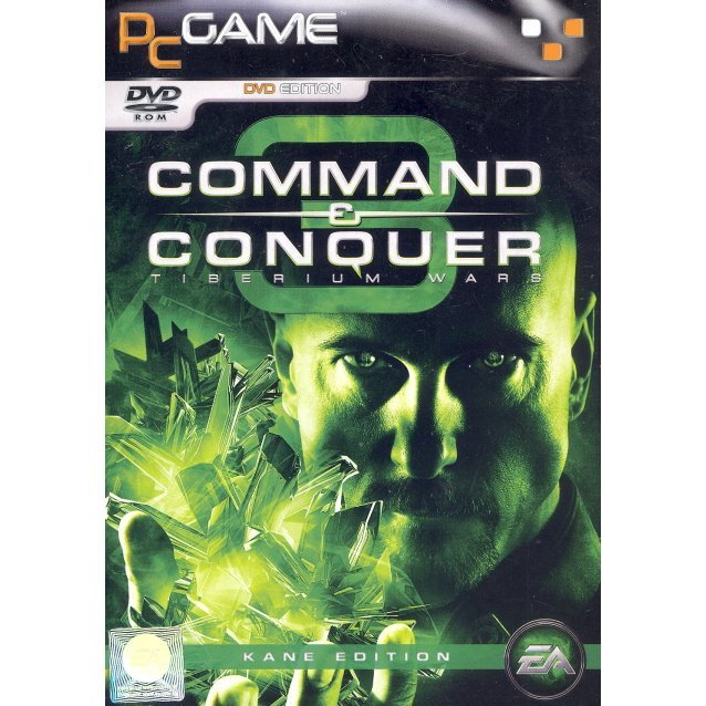 Command & Conquer 3: Tiberium Wars - Kane Edition (DVD-ROM)