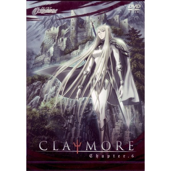 Claymore Chapter.6