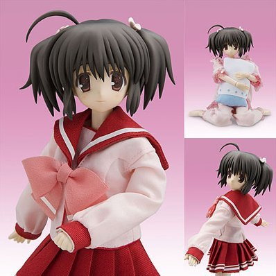 To Heart 2 Non Scale Pre-Painted PVC Figure: Yuzuhara Konomi