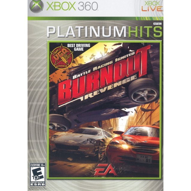 Burnout Revenge (Platinum Collection)