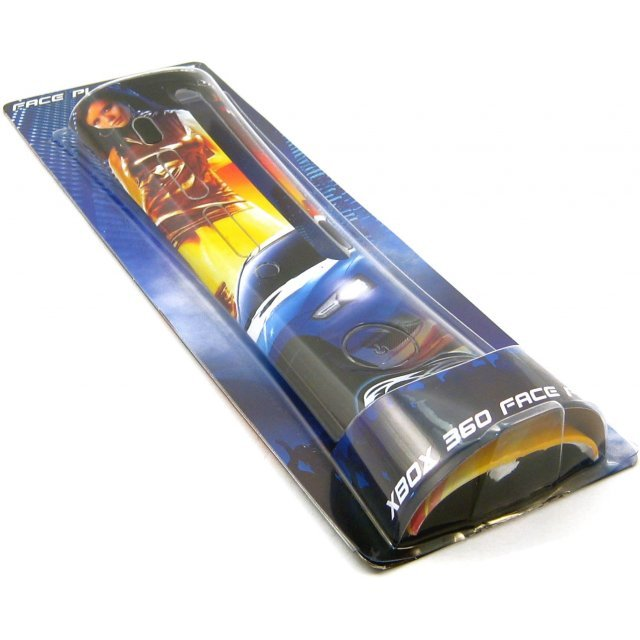 Xbox 360 Faceplate (Juiced 2)