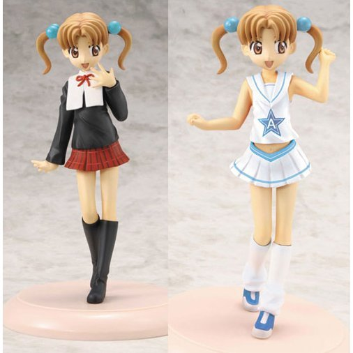 Alice Academy 1/8 Scale Pre-Painted PVC Figure: Mikan Sakura (Howaitochia Version, 2 stylus)