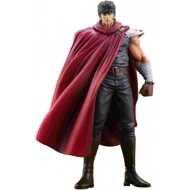 Fist of The North Star Episode 4 Return of Savior Non Scale Pre-Painted Figure: Collection No.8 - Kenshiro
