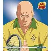 The Prince of Tennis The Best Of Rival Players XXXVI Gin Ishida::Oxidized Silver -Ibushi Gin-