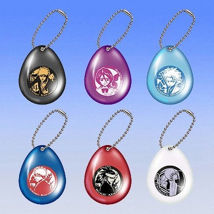 Bleach Sound Drops Gashapon
