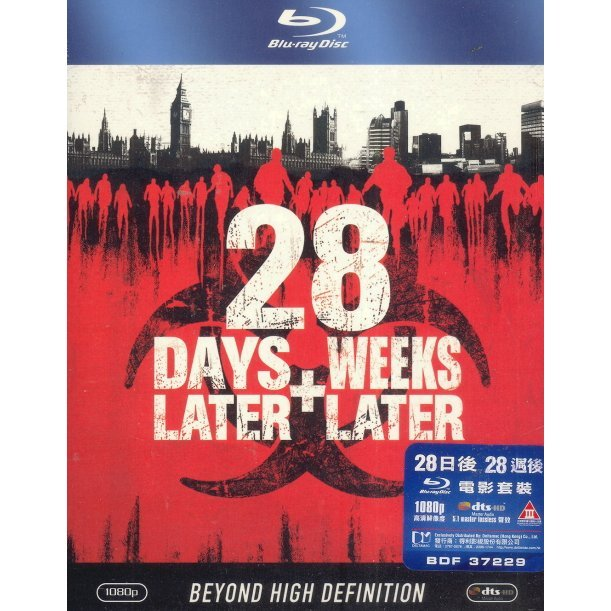 28 Days Later + 28 Weeks Later [2-Disc Boxset]