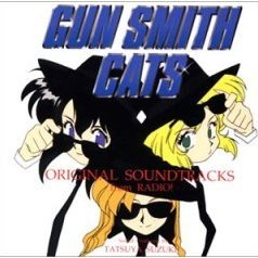 Gun Smith Cats Original Soundtracks From Radio!