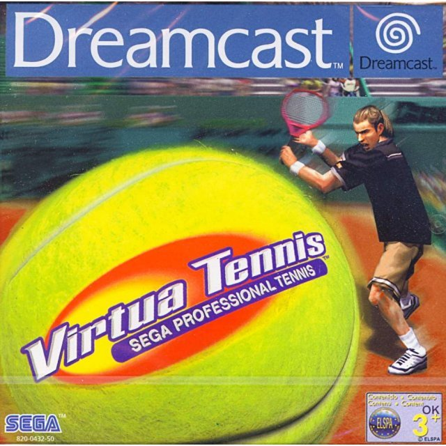 Virtua Tennis: Sega Professional Tennis