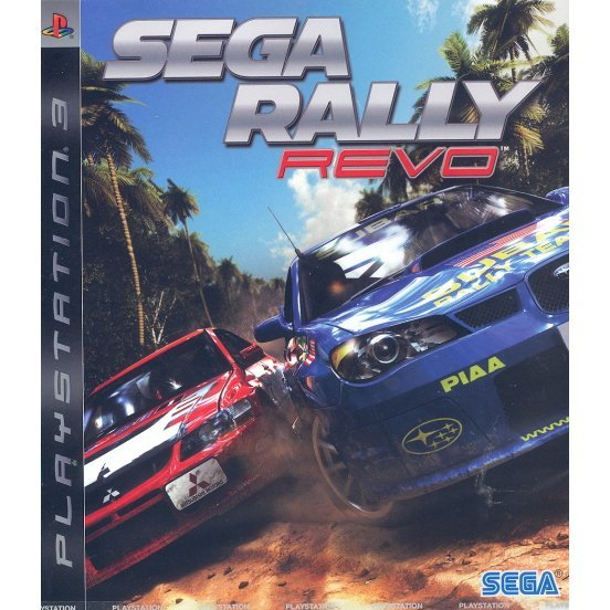 SEGA Rally Revo (English language Version)