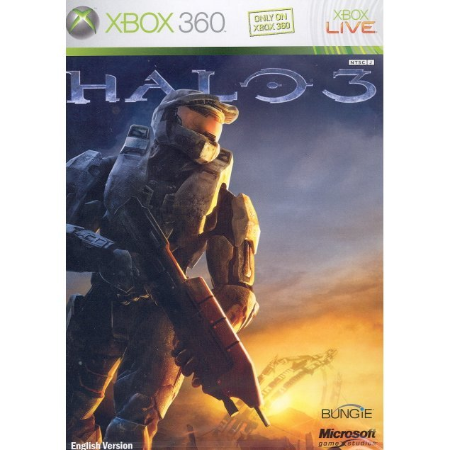 Halo 3 (English Version)