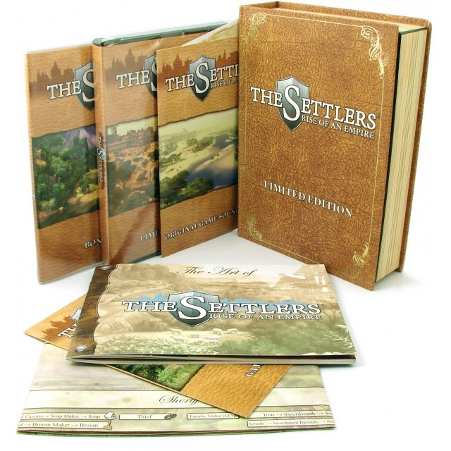The Settlers - Rise Of An Empire Limited Edition