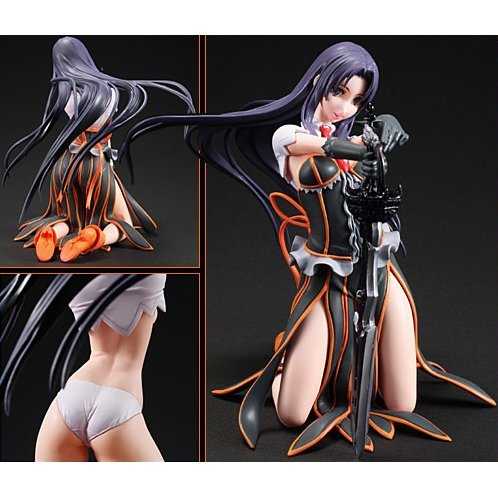 Jingai Makyo: Chaos Gate 1/8 Scale Painted PVC Figure: Didi