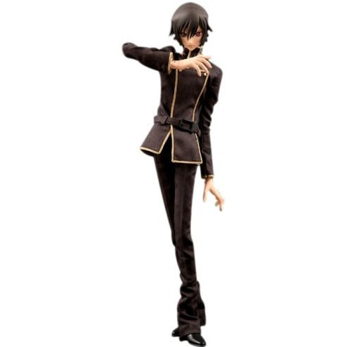 Project BM! Lelouch of the Rebellion Pre-Painted PVC Figure: Lelouch Rampeluge No.13