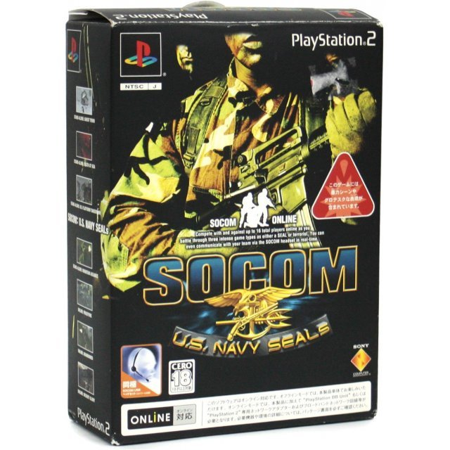 SOCOM: US Navy Seals [Headset Bundle Set]