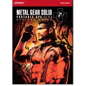 Metal Gear Solid Portable Ops + Official Guide (Konami Official Books)