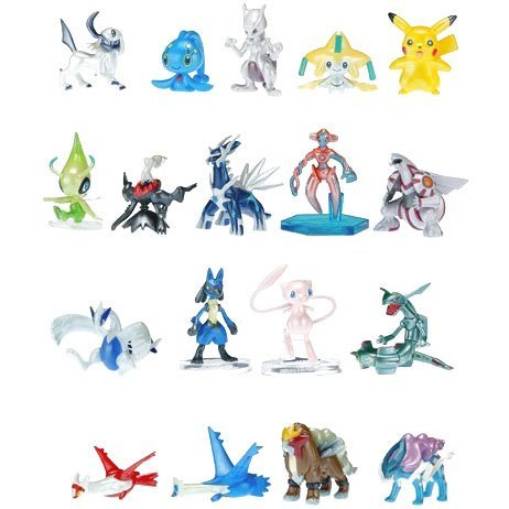 Pokemon 10th Anniversary Pocket Monsters Collection Set