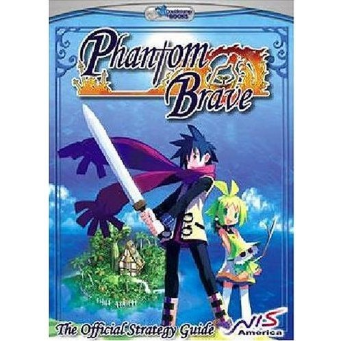 Phantom Brave: The Official Strategy Guide